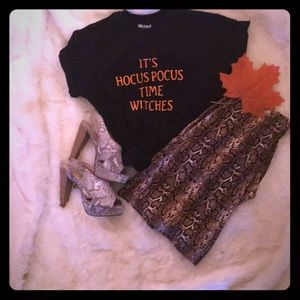 it's hocus pocus time witches! various sizes!